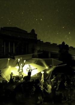 The Rock_Night time_01_YELLOW
